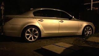 BMW E60 Небольшой ремонт подвески(Вконтакт http://vk.com/id340195362., 2016-10-23T11:51:24.000Z)
