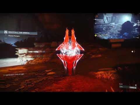 (8:26) Master Nightfall Ordeal 980 - Insight Terminus - Platinum