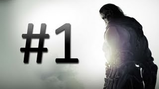 Darksiders 2 - Walkthrough - Part 1 {Apocalyptic} (PS3/X360/PC) [HD] (Gameplay)