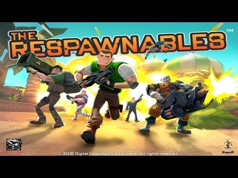 Respawnables - Universal - HD Gameplay Trailer