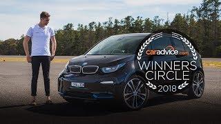 The Winners Circle 2018, Scott Collie: BMW i3S