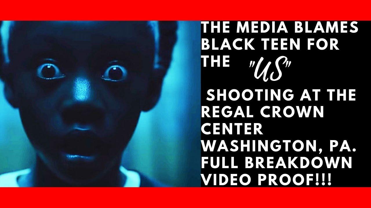 Media Blames Black Teen For Regal Crown Cinema Shooting. Full Breakdown Video!!