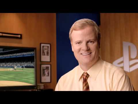"""Well Played Mauer"" from PS3 commercial Kevin Butler"