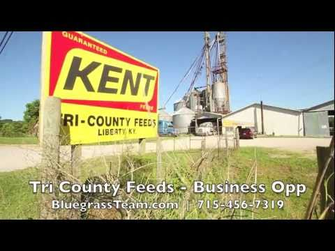Tri County Feed Liberty, Kentucky Business for sale Certified Grain Storage Warehouse Facility