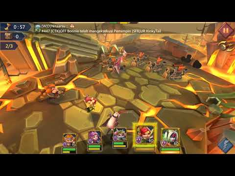 Lords Mobile Elite Stage 7-12 Using Lv60 F2P Heroes!!!