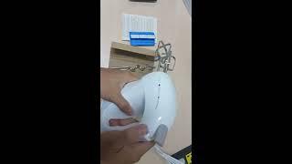 Hướng dẫn sử dụng máy đánh trứng Philips HR1459