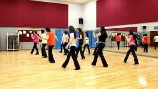 The Light - Line Dance (Dance & Teach in English & 中文)