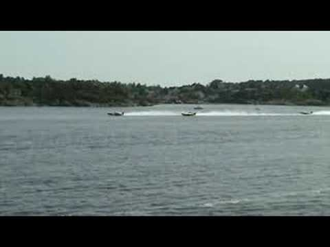 Gjeving offshore race in Tvedestrand 2008 NO 2