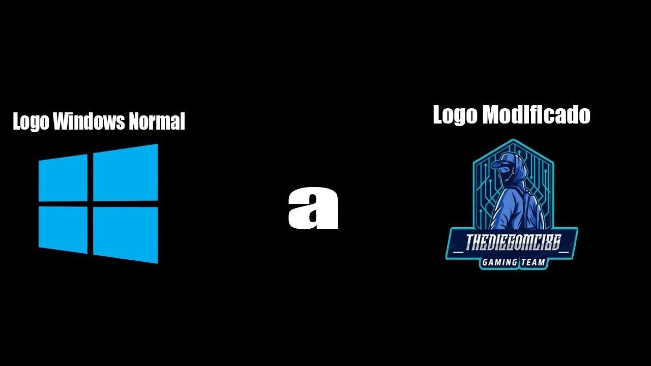 Como Cambiar El Logo De Arranque De Windows 10 Con Uefi Sin Modo Programador Youtube