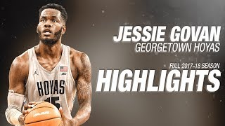 Already being touted as one of the best nba prospects in big east for 2018-19 season, jessie govan will look to lead georgetown hoyas post...