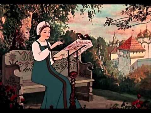 Сказки Пушкина Сказка о мертвой царевне и о семи богатырях