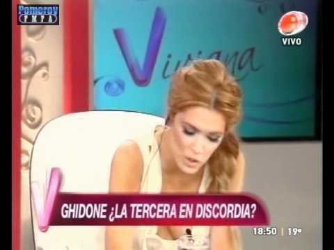 Viviana Canosa - Compilado de escotes (jul-ago-set. 2011)