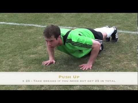 Soccer Fitness Training Drills For Youth