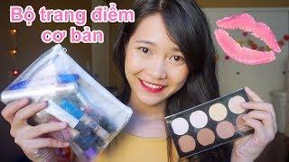 Bộ trang điểm cơ bản cho người mới bắt đầu - Makeup starter kit | Ha Mac