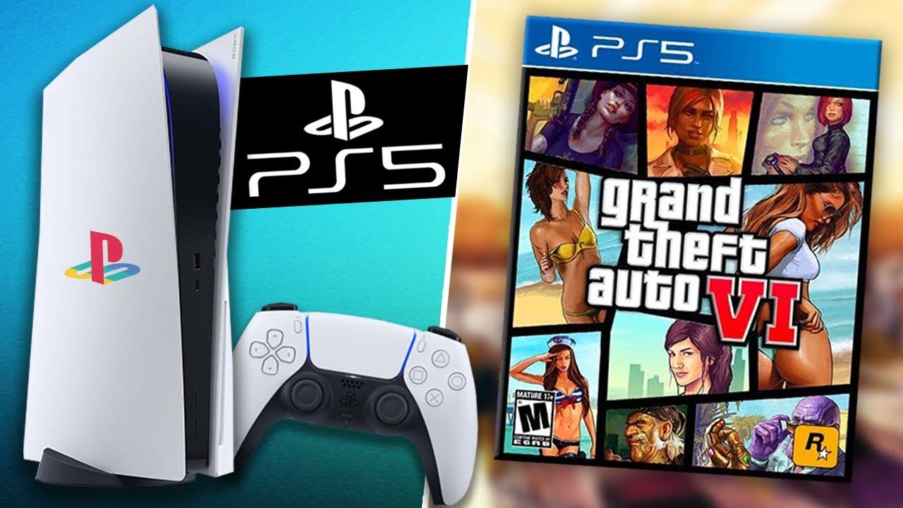 PlayStation 5 и GTA 6 официально анонсировали!