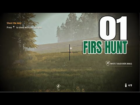 Hunting Simulator 2 Gameplay PC - Part 1- My First Hunt |