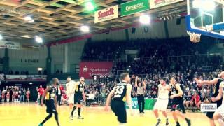 Pro A - Bayer Giants Leverkusen vs ETB Wohnbau Baskets Essen