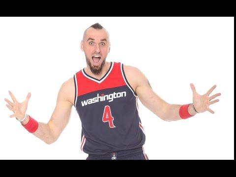 La técnica de Marcin Gortat | NBA