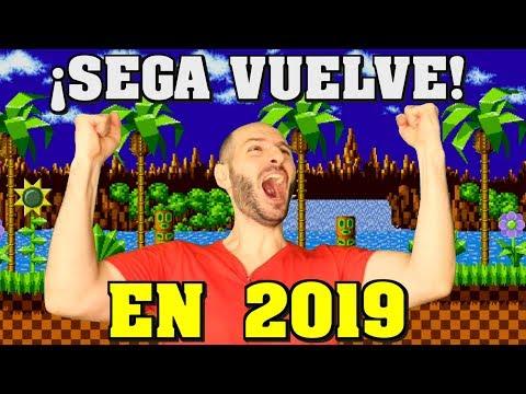 ¡SEGA FABRICARÁ SU PROPIA CONSOLA EN 2019! - Sasel - Noticias - Mega drive classic mini