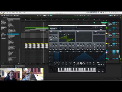 Livestream - Pop Music Production - March 6, 2017