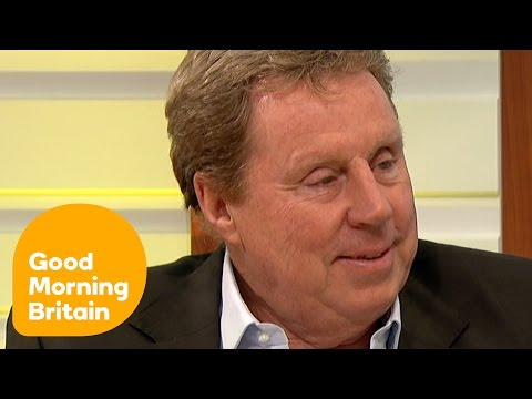 Harry Redknapp on Managing England and His Wife's Accident | Good Morning Britain