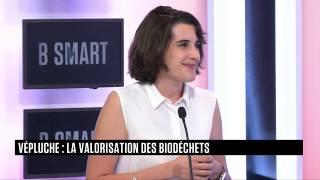 Interview de Clara Duchalet sur la chaîne d'info B SMART TV, la chaîne des audacieux !