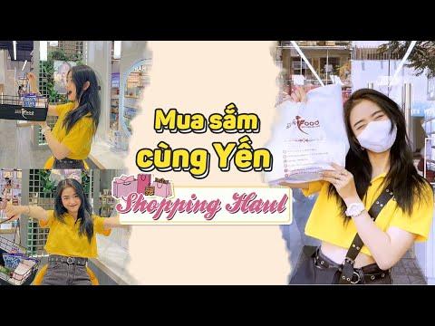 """[VLOG] 1 ngày khám phá nơi bán mỹ phẩm """"xịn xò"""" nhất nhì Sài gòn 😳   Hoàng Yến Official"""