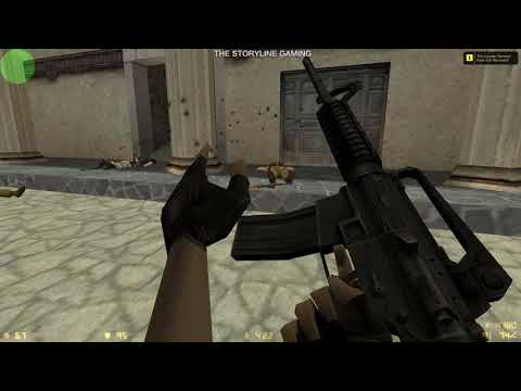 Counter Strike: Condition Zero - Tour of Duty 6 (Normal) - Torn - Gameplay No Commentary |
