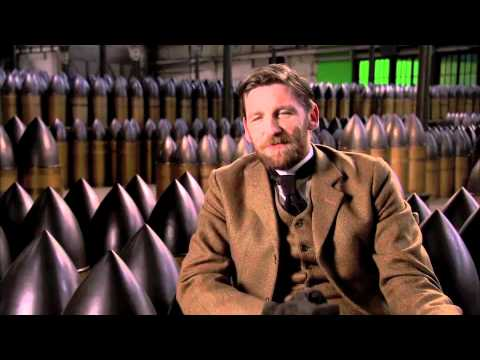Sherlock Holmes Games of Shadows Paul Anderson Interview