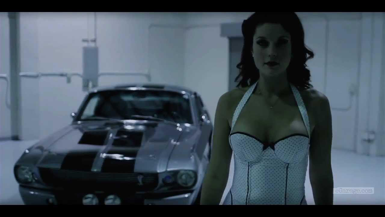 Girl Mustang Wallpaper Shelby Gt 500 Quot Eleanor Quot Beauty Amp The Beast Youtube