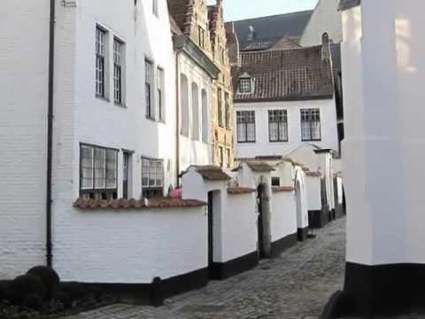 Toerisme Kortrijk Begijnhof