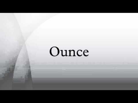Ounce One Ounce Is How Many Cc
