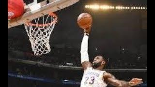 Los Angeles Lakers vs Sacramento Kings_NBA Highlights_(March 25th 2019)