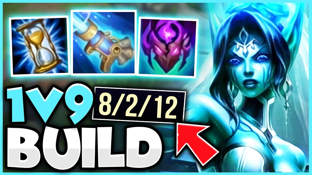 The Best Way To Play Morgana Mid Lane 1v9 Carry Every Game With