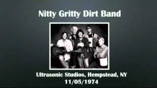 【CGUBA104】Nitty Gritty Dirt Band 11/05/1974