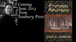 Book Trailer for Emeralds of the Alhambra