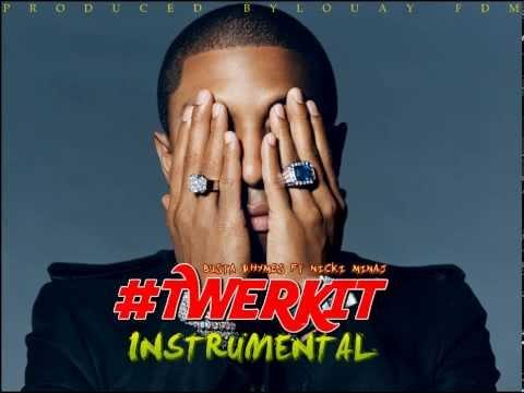 Busta Rhymes Ft. Nicki Minaj - Twerk It Official Instrumental