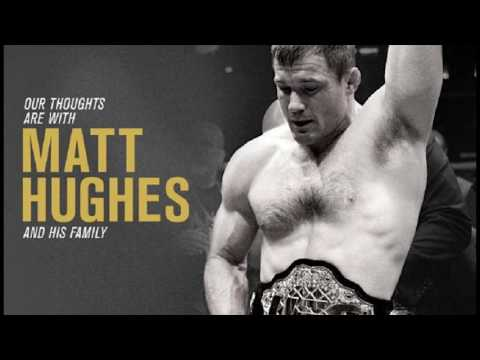 Former UFC champ Matt Hughes airlifted to hospital with head trauma following collision with train