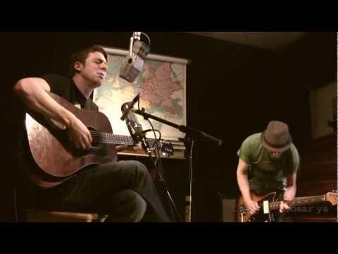 Joe Pug - Call It What You Will - HearYa Live Session