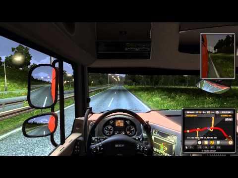 Euro Truck Simulator 2 - Aberdeen to Bratislava