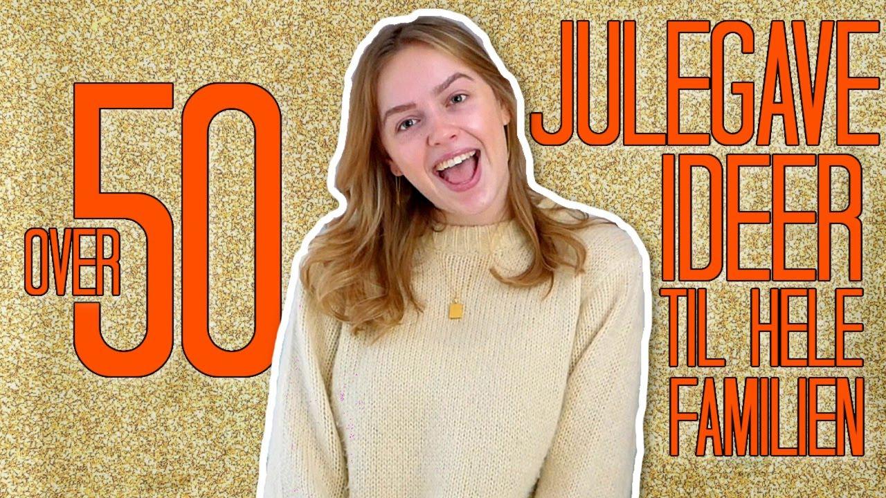 Download +50 JULEGAVER UNDER 500 KR TIL HELE FAMILIEN // LouLiving jul 2020