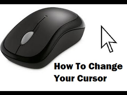 windows 10 how to change mouse load