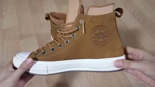 [리뷰] 겨울용 신발 컨버스 누벅