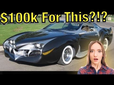 Guy Wants $100k For The Ugliest Camaro Ever Made!?! (Ricer cars on Craigslist Part 24)