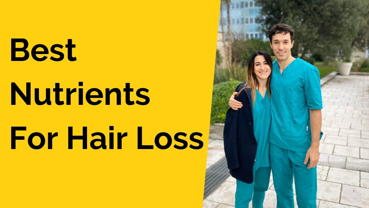 Best Nutrients For Hair Loss In Thyroid Disease