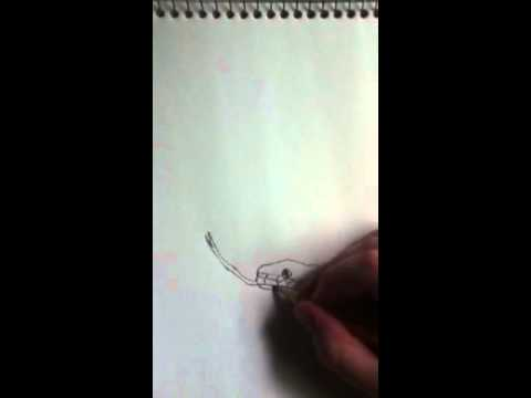 how to draw the head of a realistic copperhead snake