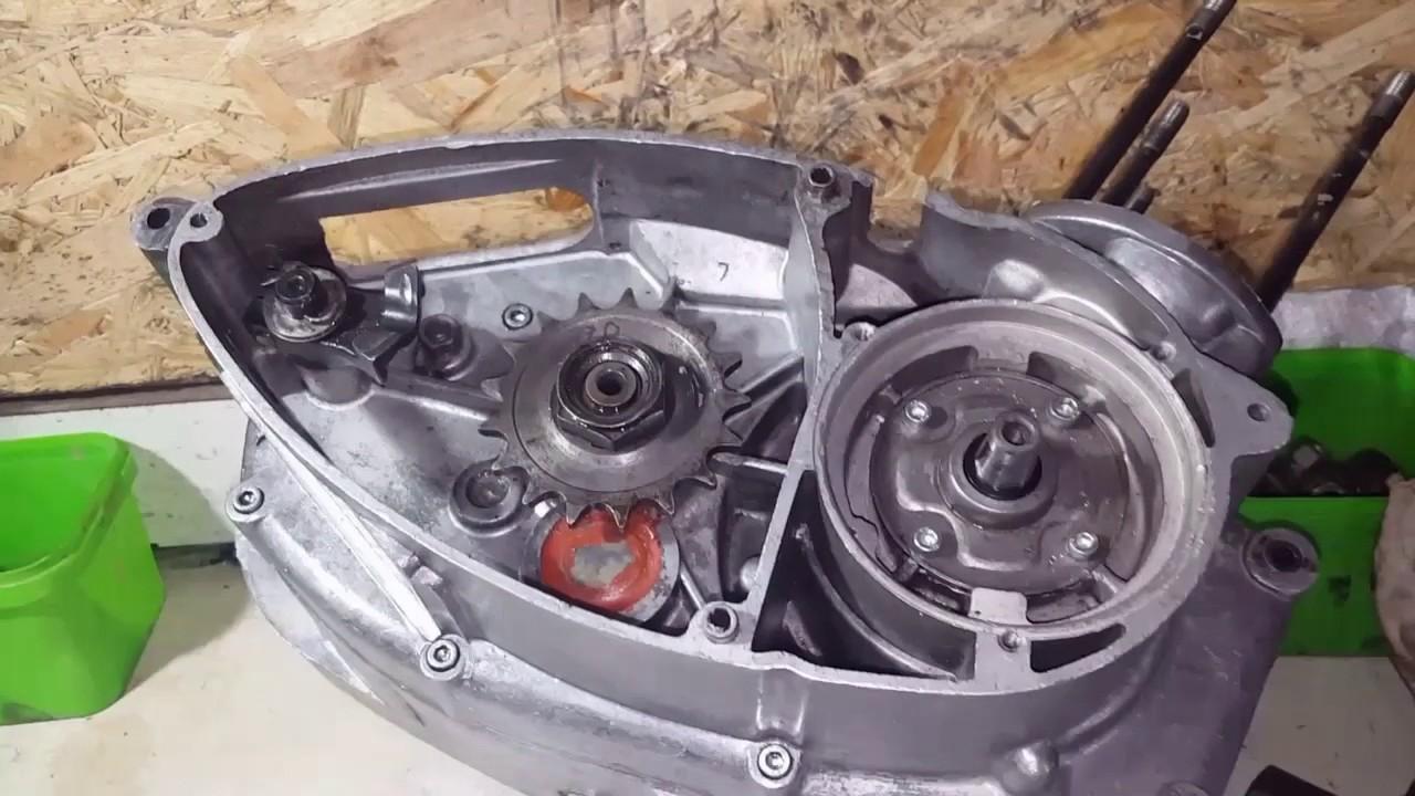 переборка двигателя иж мануал