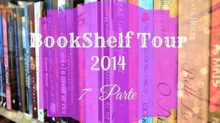Minha Vida Literária - BookShelf Tour 2014 - Parte 7
