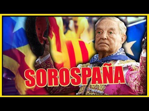 SOROS Compra ESPAÑA - Te Contamos Como Lo Hizo | Políticos Españoles Trabajan Para Soros