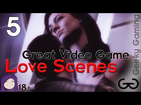 5 Great Video Game Love Scenes